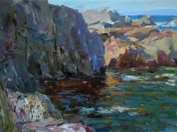 Alexander Zimin - Rocks
