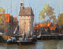 Zufar Bikbov - Afternoon in Hoorn