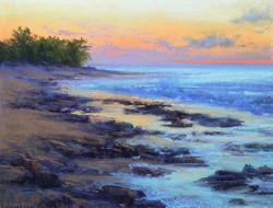 Lana Ballot - Tropical Sunset