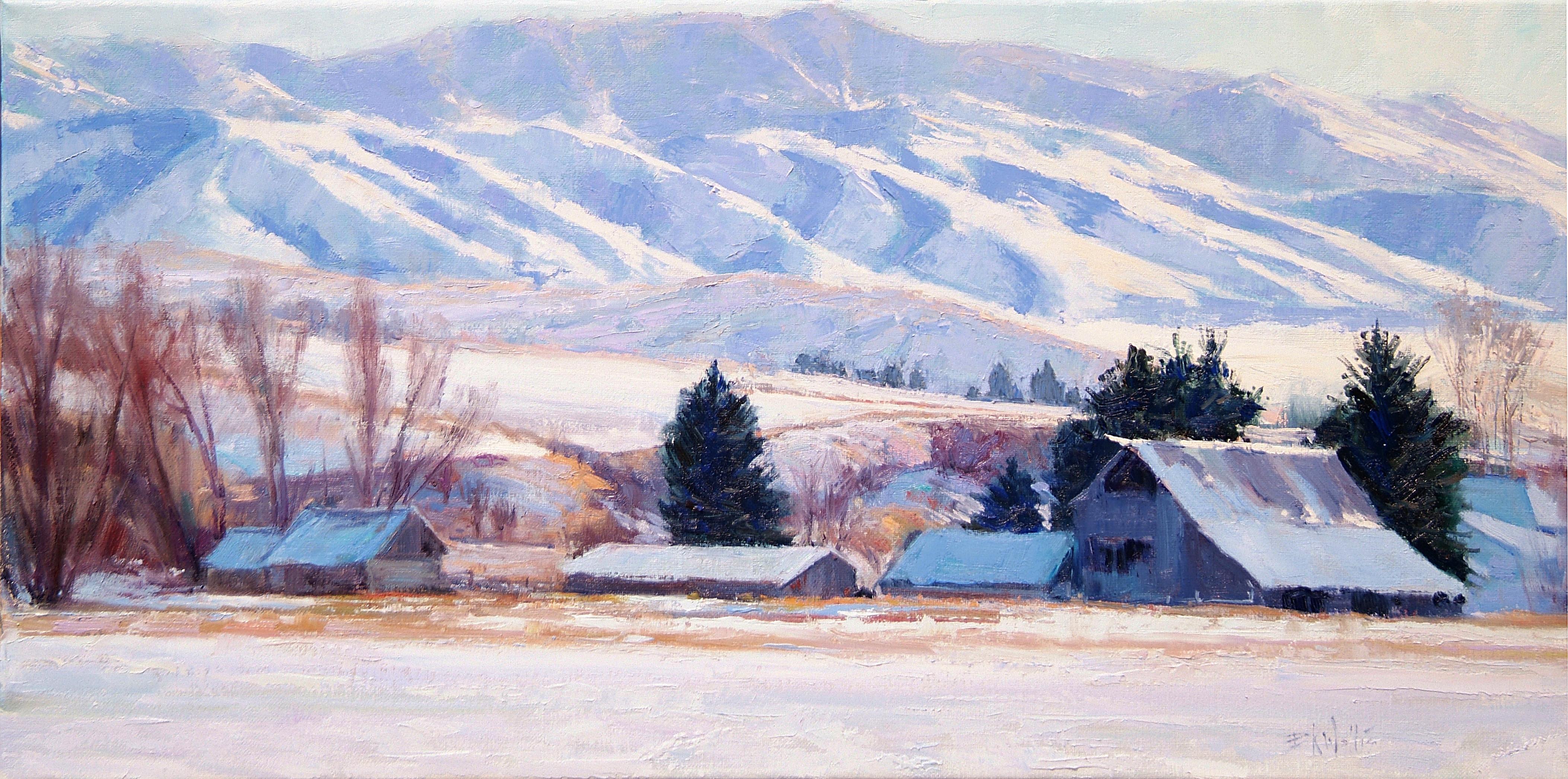 Eric Wallis - Snow on the Farm
