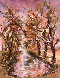 Kerry Nowak - Through Rose Tinted Glasses