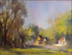 Margie Lakeberg - Bracken Street in Augusta