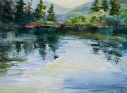 A.S. Helwig - Sibbald Lake (before They Ruined It)