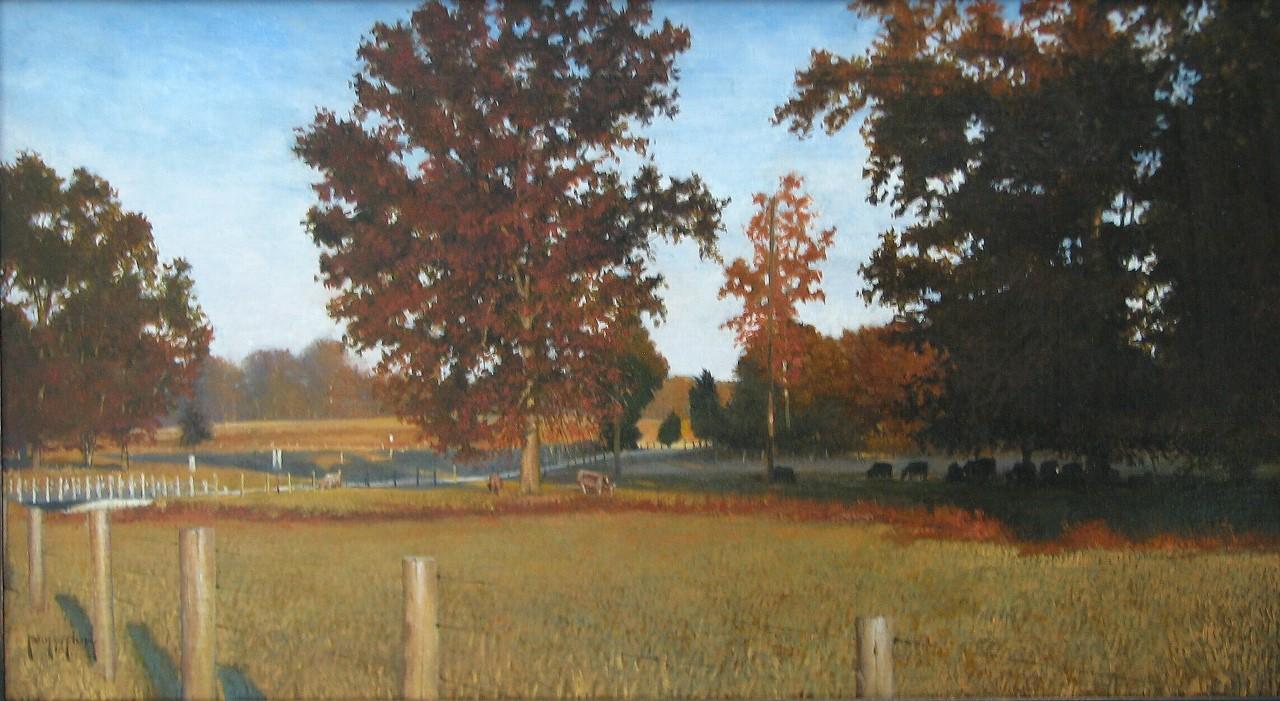Paul W. Flury - October Feast
