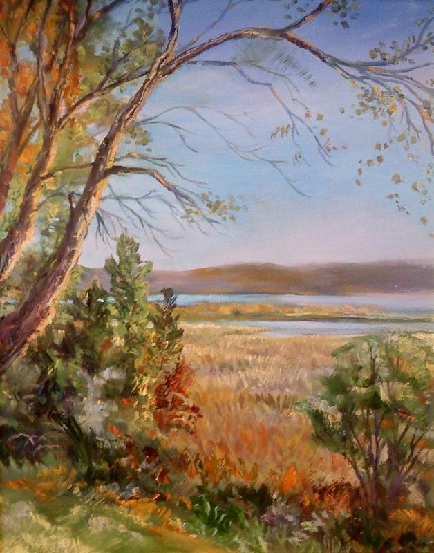 Carmen Corrigan - Rockland Lake 2