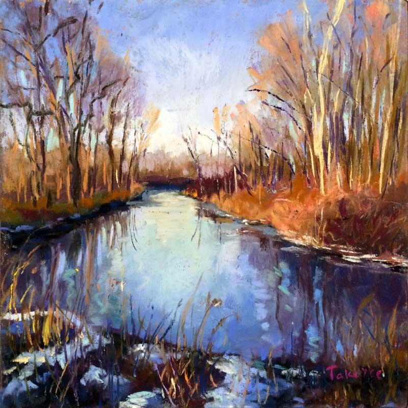 Takeyce Walter - Winter Creek