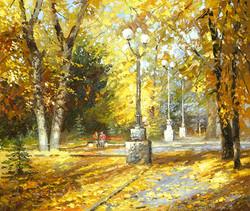 Dmitry Spiros - Autumn Alley