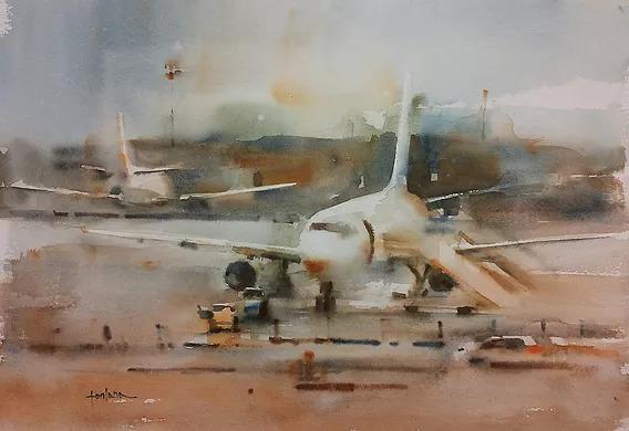 Francesco Fontana - Airplanes