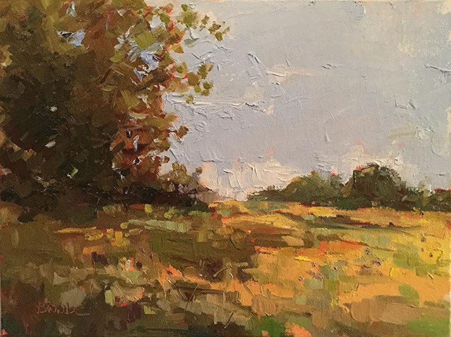 Barb Walker - September Meadow
