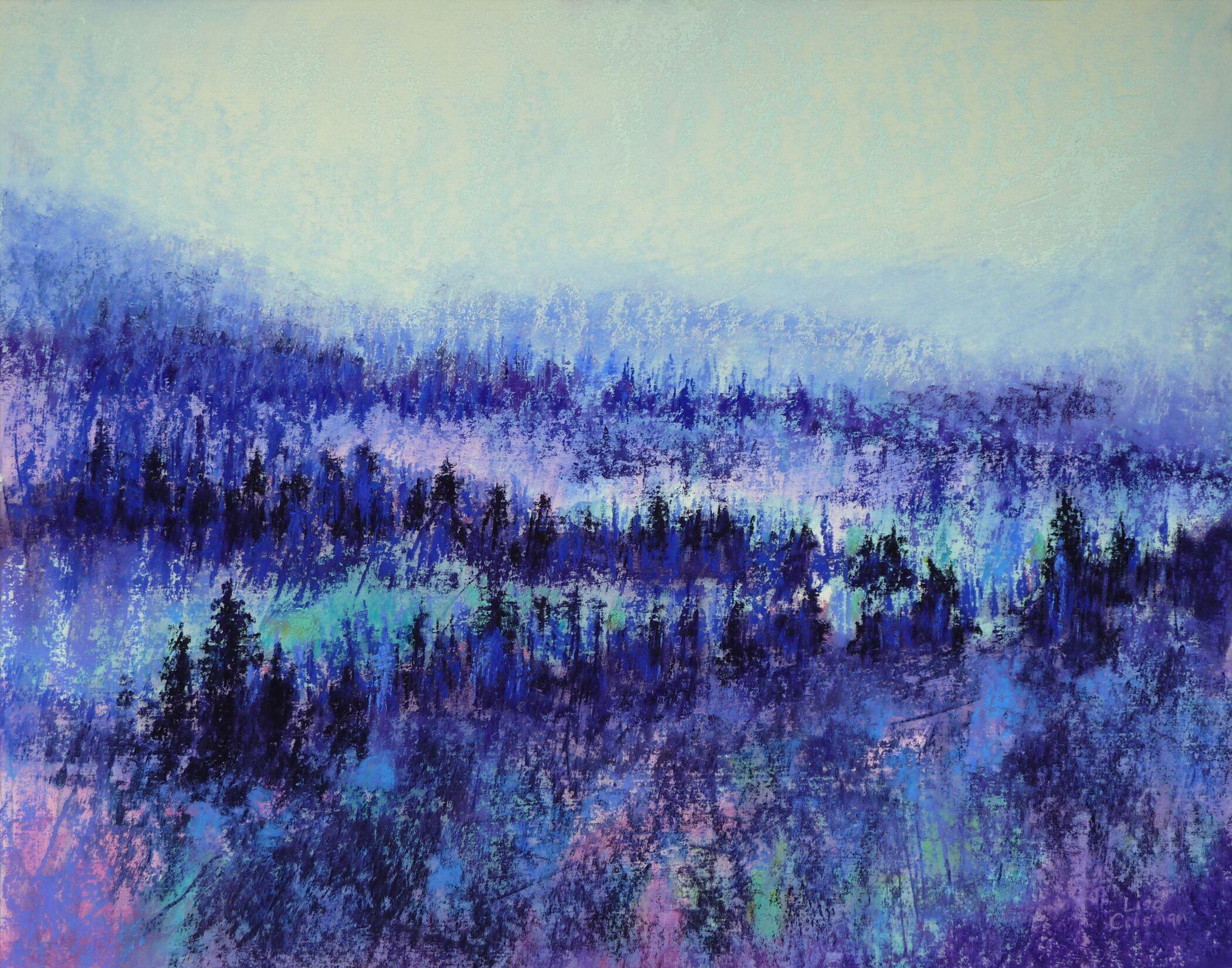 Lisa Crisman - Timberline Luminaries