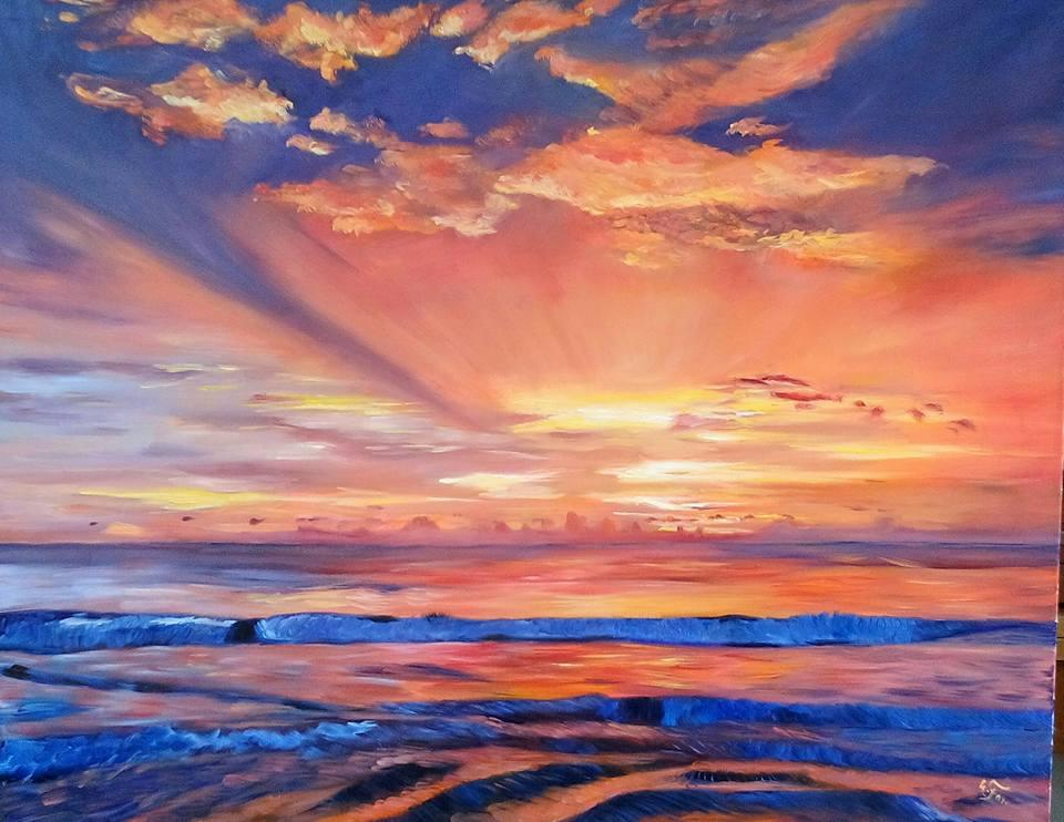 Ute Farr - Sundown Bentota