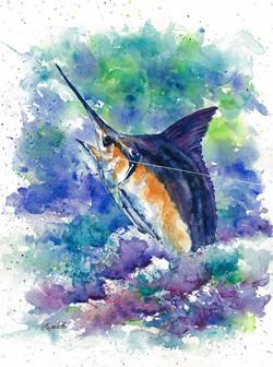 Barb Capeletti - Marlin