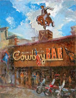 Michele Byrne - Million Dollar Cowboy Bar