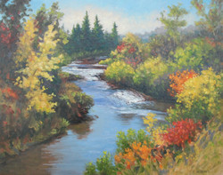 Cathy Lachance - Dauphine River