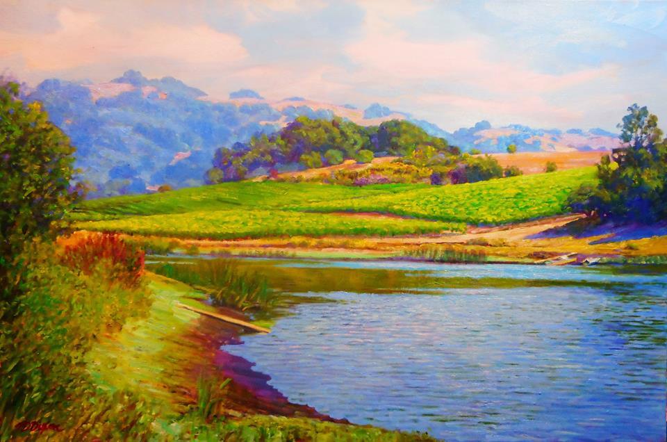 Timothy David Dixon - Summer Refreshment