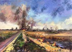 Garry Nalbandyan - Fire in the Field