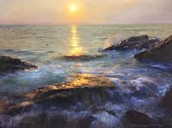 Javad Soleimanpour - Exciting Sunset