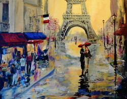 Alan Lakin - April in Paris