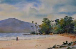 Jim Oberst - Kihei Beach, Maui