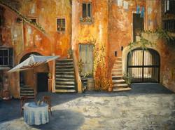 Alan Lakin - The Courtyard
