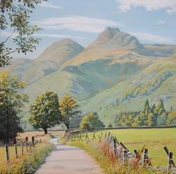 David Barber - The Langdale Pikes