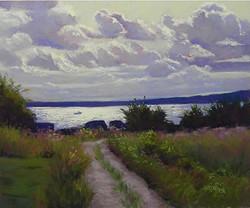 Jean Hirons - Harbor Light