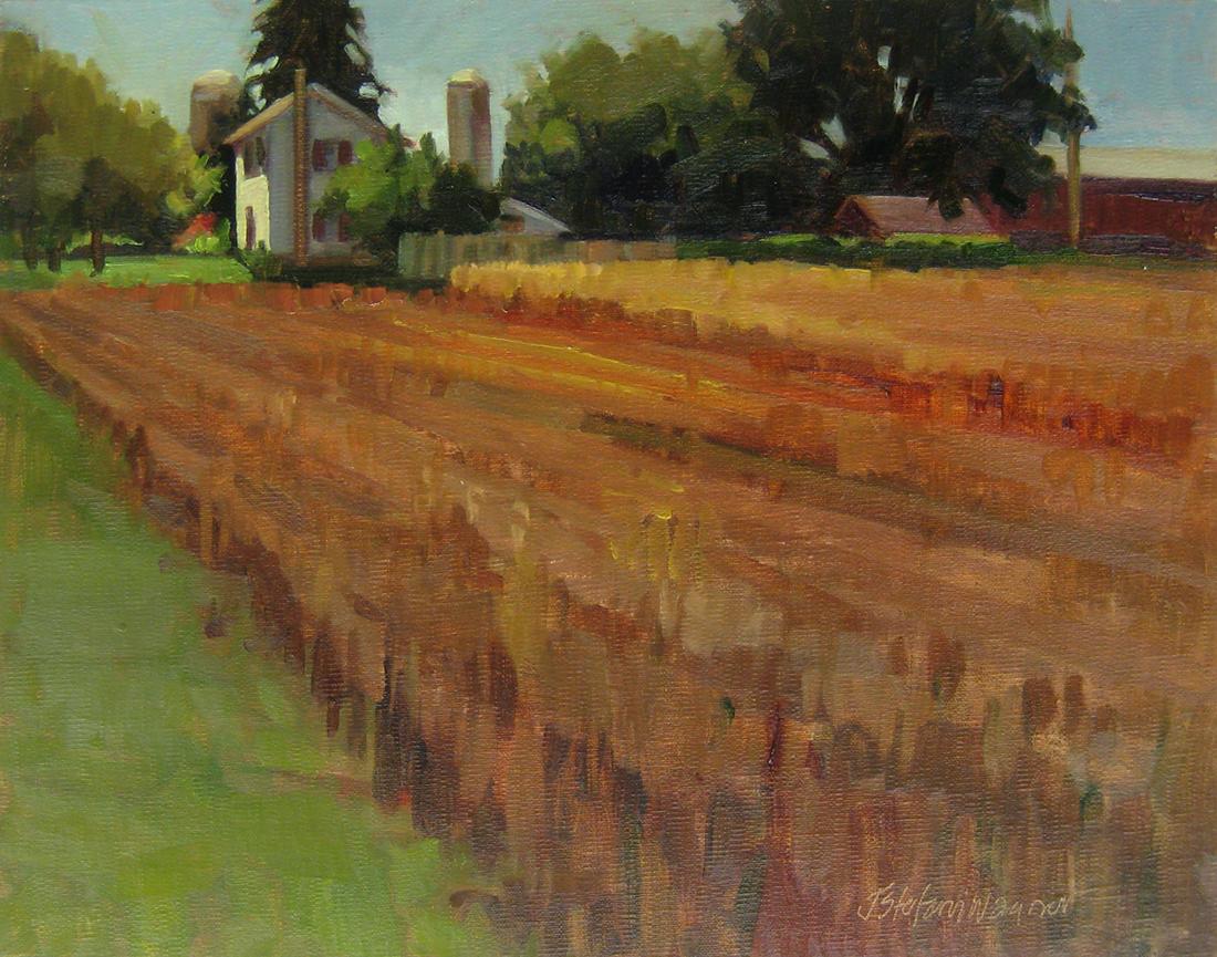 Jill Stefani Wagner - After the Harvest