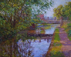 Ramona Dooley - Bridge Over the Canal