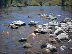 Christopher Reid - River Rocks