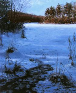 Danny O'Leary -  Across a Frozen Pond