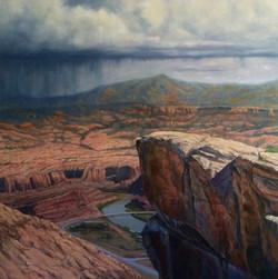 John Nichols - View at Moab