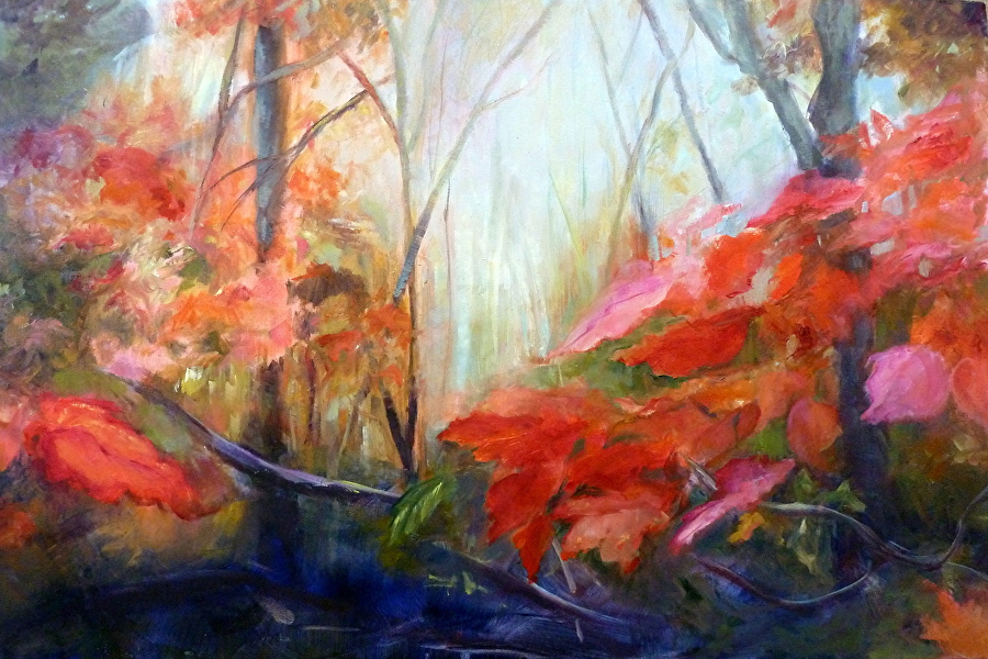 Julliette Tehrani - Autumn Breeze