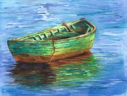 Barb Capeletti - Man Overboard