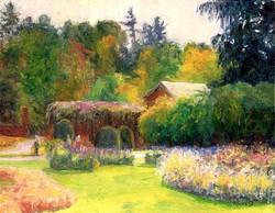 Ramona Dooley - Vanderbilt's Upper Garden