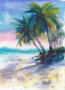 Barb Capeletti - Beach Day