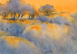 Virgil Carter - Hill Country Sunrise