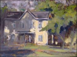Margie Lakeberg - Hill Street and Main, Miamitown Ohio