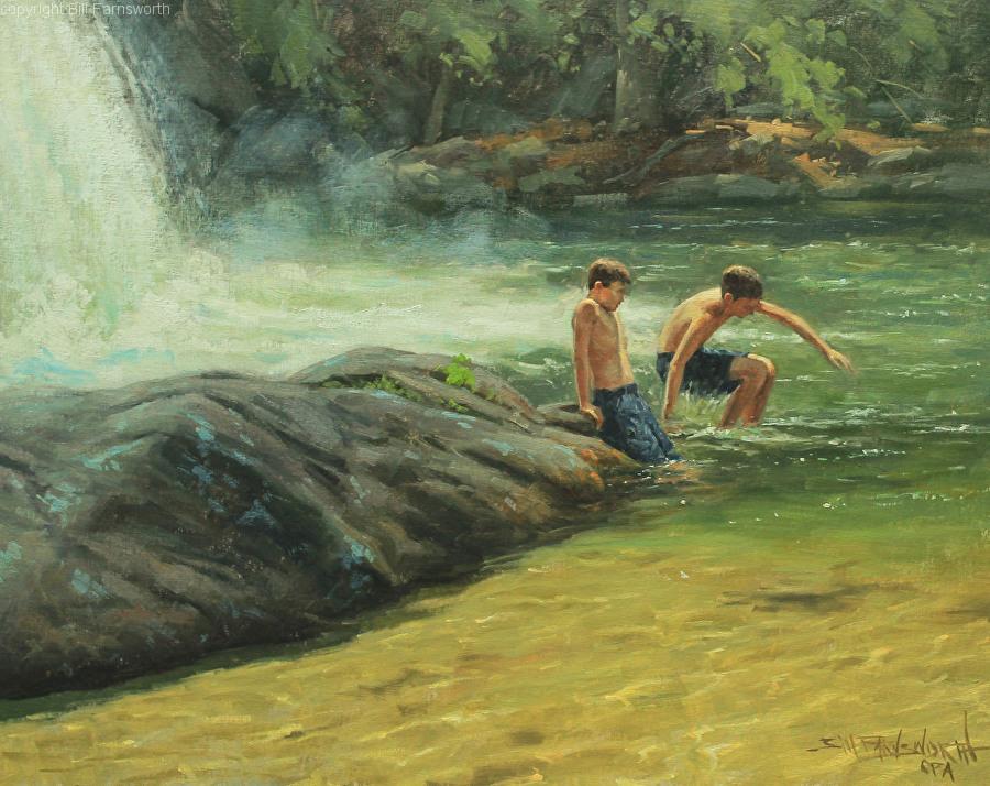 Bill Farnsworth - Silver Run Summer