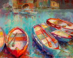 Brenda Pinnick - Boats