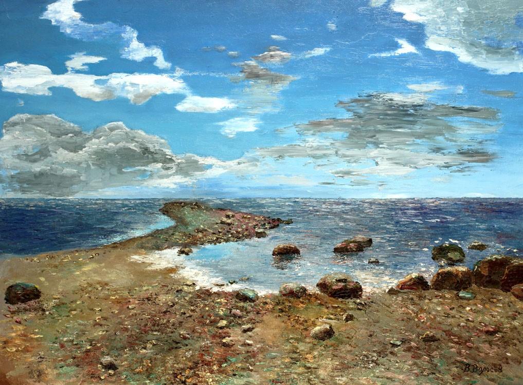 Vladimir Volosov - Baltic Shore