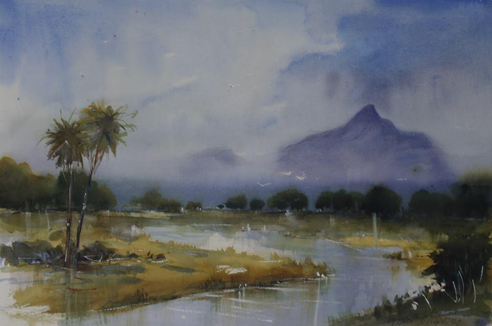 Anki Wickison - River Overflow