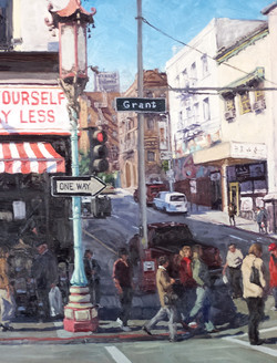 Scott W. Prior - China Town Day Trippers