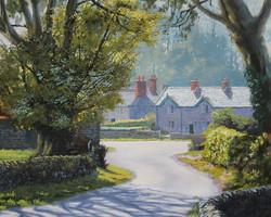 David Barber - Tissington Cottages