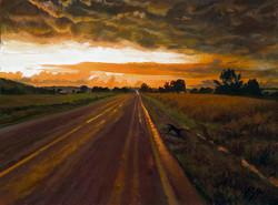 John Hulsey - Storm Clearing