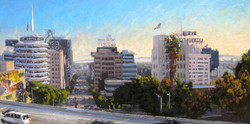 Scott W. Prior - Above Hollywood and Vine