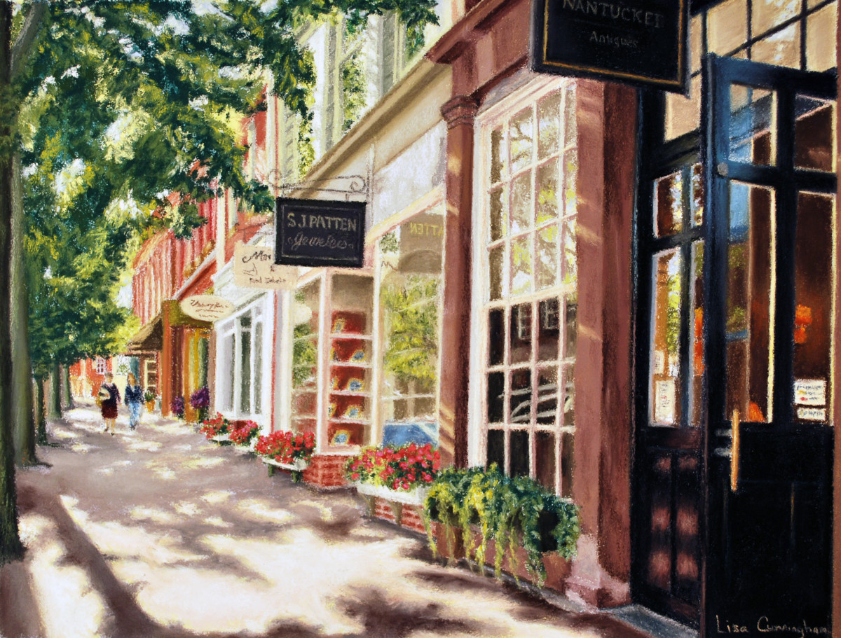 Lisa Cunningham - Main Street Nantucket