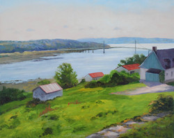 Cathy Lachance - The Island Bridge