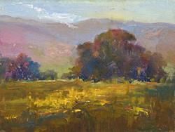 JoAnne Wood Unger - California Mustard