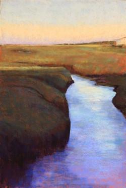Jane Penfield - Salt Marsh 3