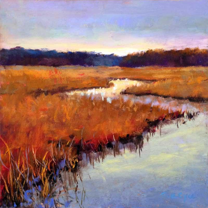 Takeyce Walte - Golden Marsh